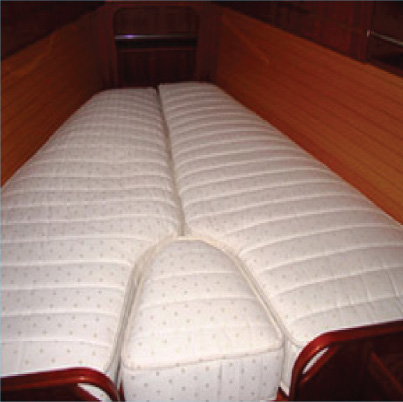 Boat Recreational Vehicle Mattresses For Comfortable Living