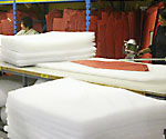 dacron fibre wrap for foam cushions