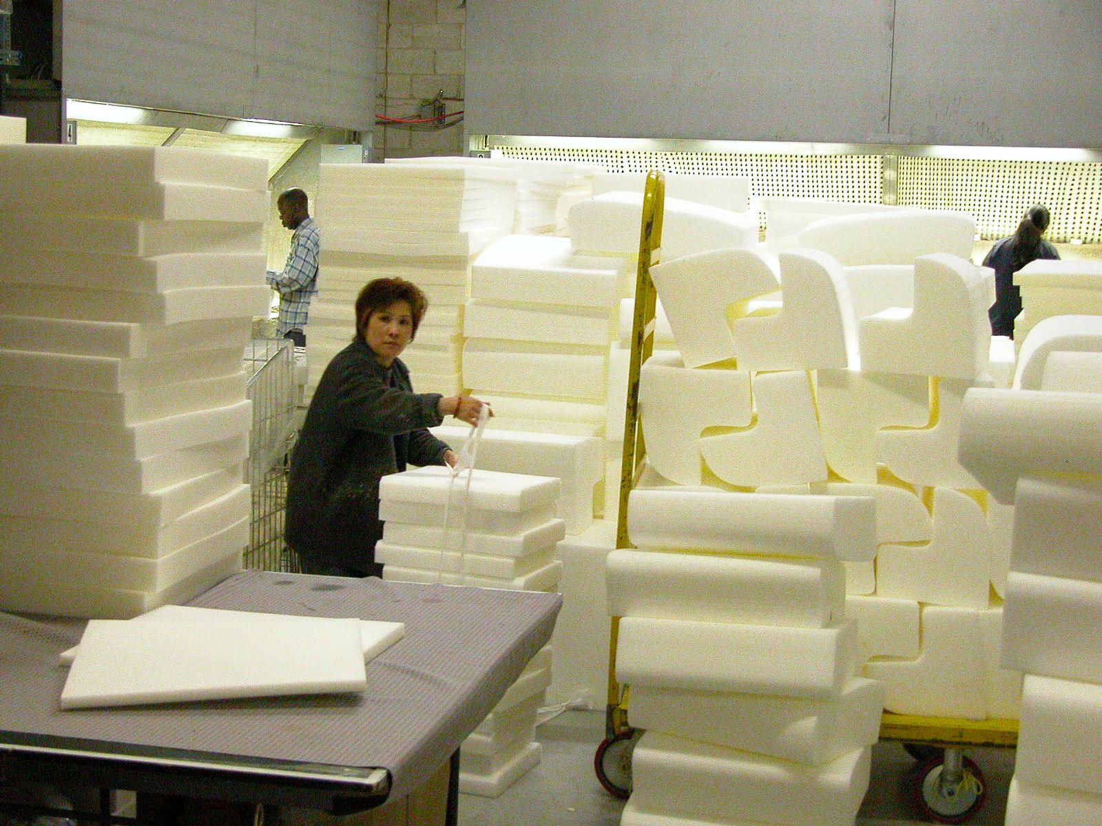 How Foam Is Made And Cut Foamite Custom Cut Foam