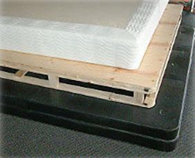 foam mattress box springs wood foundations